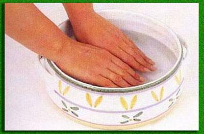 ванночки с уксусом для суставов